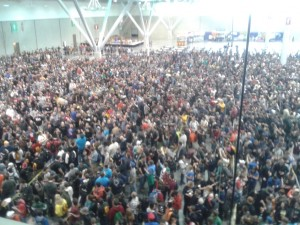PAX East - the mob